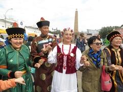 """Фестиваль """"Караван дружбы"""" в Бурятии"""