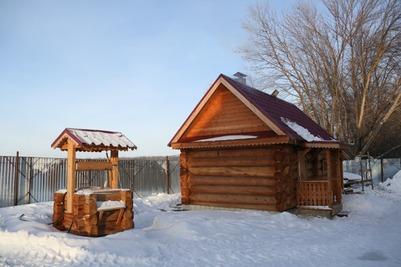 """В ульяновской """"Национальной деревне"""" достраивают чувашское подворье"""