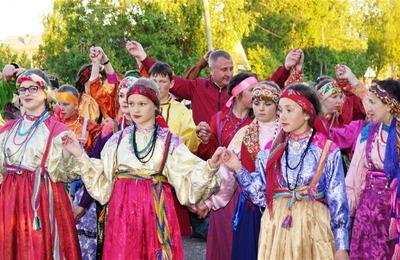 Луд 2017 — коми-ижемский праздник