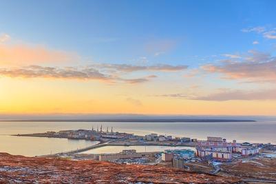 Этнодеревня появится в самом северном городе России