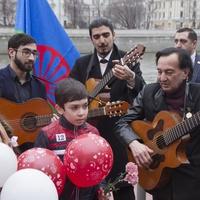 Акция памяти в Международный день цыган