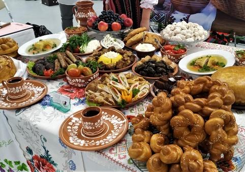 """Фестиваль """"Возрождаем традиции. Рождество"""" в Москве"""