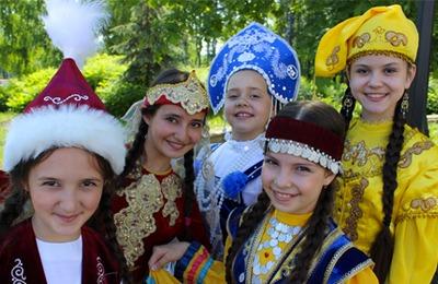 Фестиваль народов Дона провели в Ростовской области