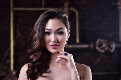 "В Москве назвали победительницу ""Miss Asia Russia"""
