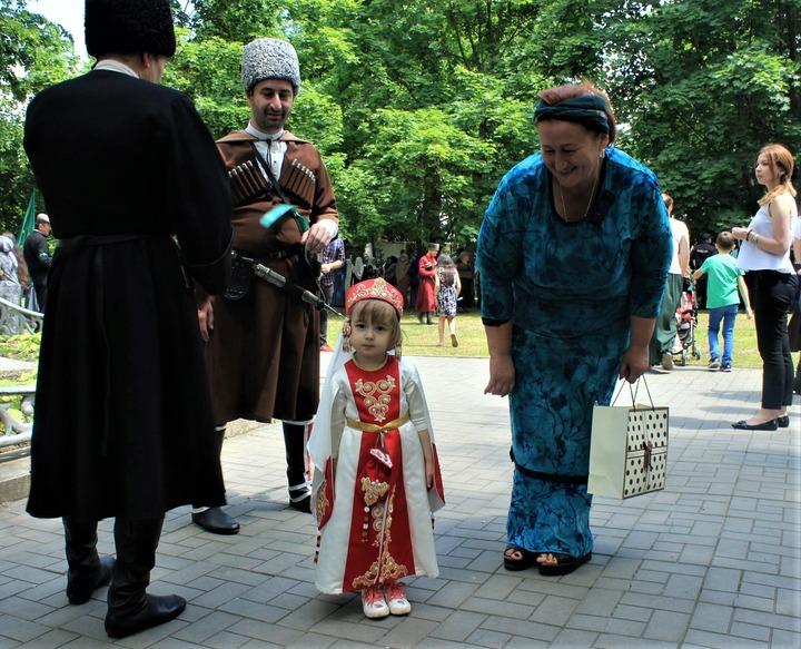 День памяти жертв Кавказской войны в Нальчике