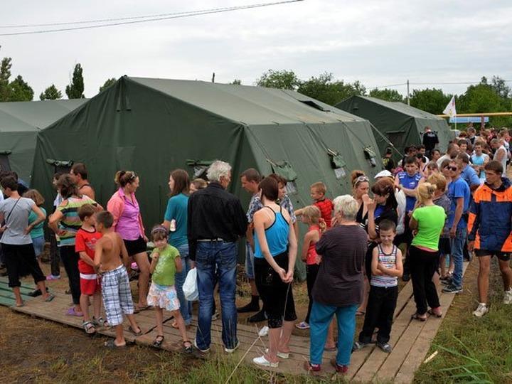 Вице-губернатор Ростовской области рассказал о недовольстве местных жителей, связанном с беженцами