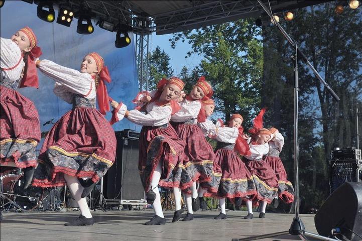 В Петрозаводске соберутся лучшие финно-угорские танцоры