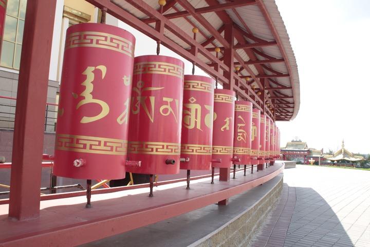 Буддийские танка представят на выставке в Улан-Удэ