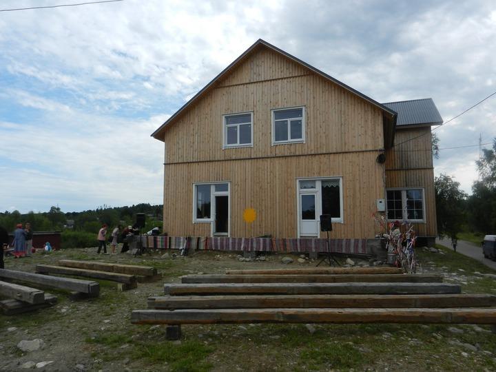 Дом Карельского языка отметил первый день рождения