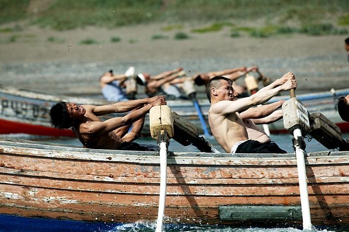 """Чукотская """"Берингия"""" собрала морских охотников из пяти стран"""