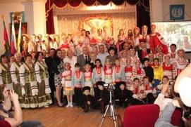 """В Краснодаре провели юбилейный фестиваль """"Славянская душа"""""""
