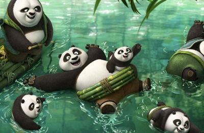 Комикс о Кунг-фу панде перевели на ненецкий язык