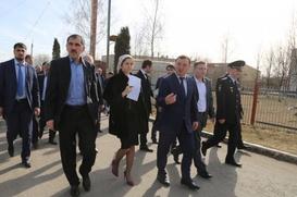 В Ингушетии началась подготовка к Кавказским играм