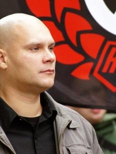 Суд заочно осудил петербургского националиста Боброва