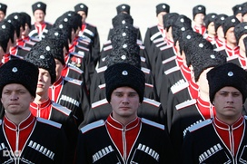 Кубанские казаки примут участие в Параде Победы на Красной площади