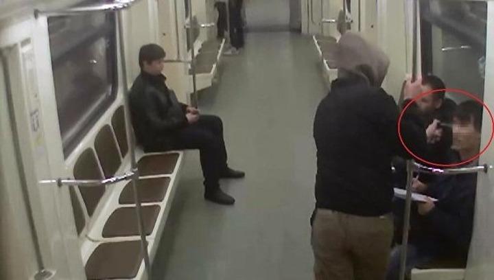 В Москве задержали футбольных фанатов, напавших на мигрантов в метро