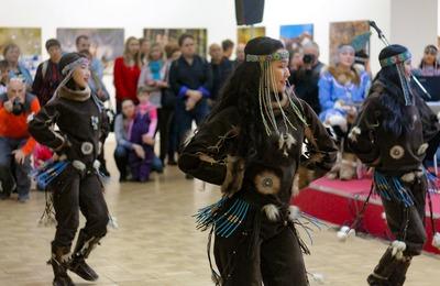 Сериал по мотивам легенд коренных народов Севера выйдет в конце 2021 года