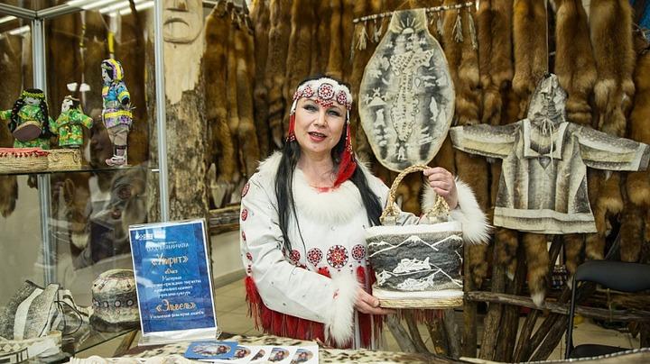 Об оберегах ительменов и природе Камчатки расскажут гостям выставки в Петропавловске-Камчатском