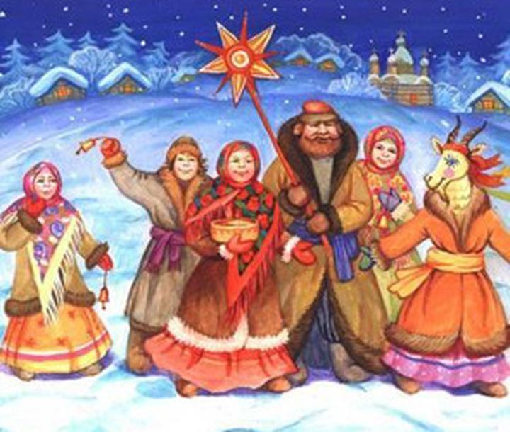 Жителей Воронежа познакомят с обрядами и традициями святочной недели