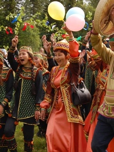 Участники этнофестиваля в Кузбассе будут сплавляться по реке