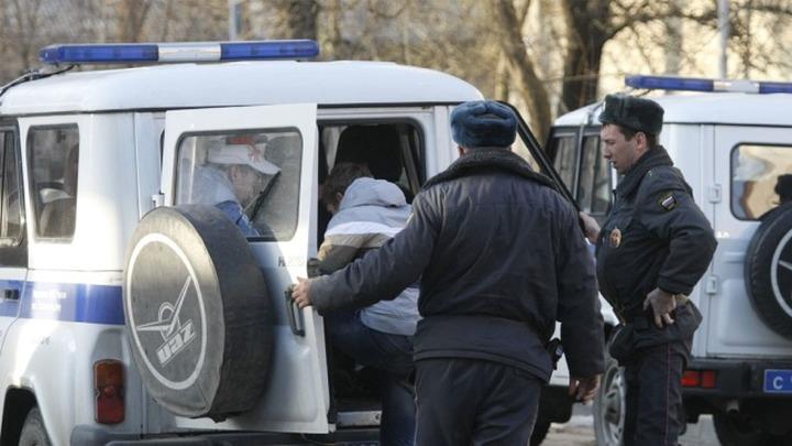 В Москве задержали активистов Русского объединенного национального альянса