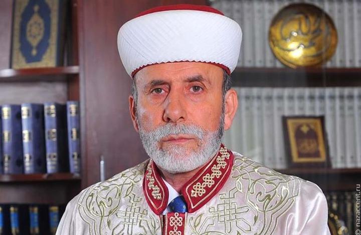 Муфтий Крыма призвал крымских татар сделать прививку от коронавируса