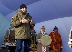 Представителю Совета по межнациональным отношениям на Ямале рассказали о пробелах в законах, защищающих коренные народы