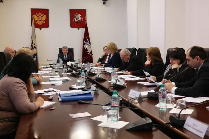 Комиссия президентского Совета обсудила вопросы сохранения языков народов России