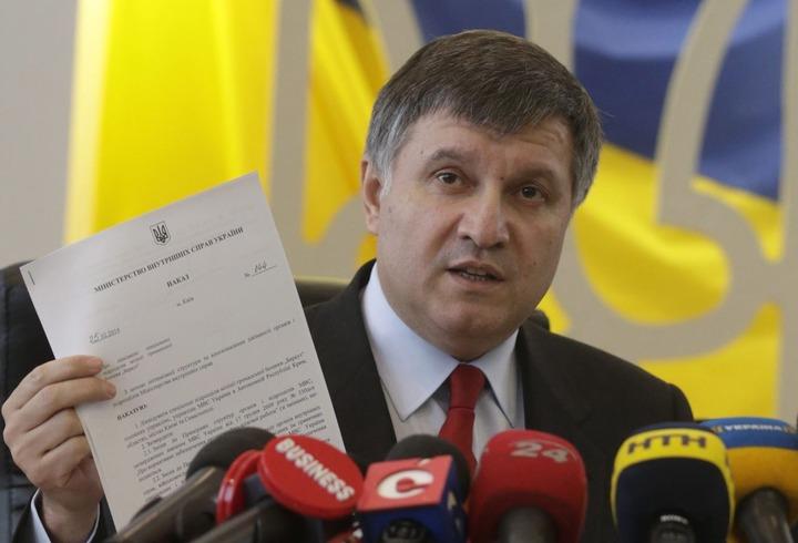 Лидеров армянских организаций призвали повлиять на министра внутренних дел Украины