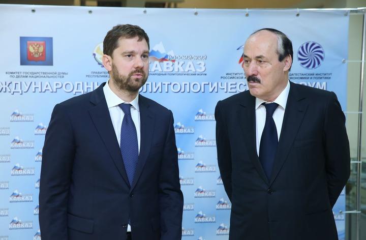 ФАДН и Дагестан вместе разработают региональную программу по укреплению единства нации