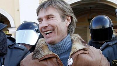 В Санкт-Петербурге националисту Бондарику дали условный срок