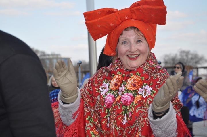 Масленица в Волгограде