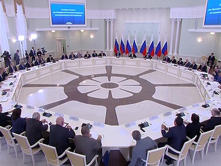 Совет по межнациональным отношениям представил президенту свои предложения по мониторингу конфликтов
