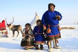 В Якутии объявили 2017-й Годом кочевой семьи