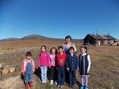 На Чукотке откроют первую кочевую школу для детей оленеводов