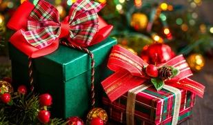 В Адыгее подарки к Новому году получили 150 детей из Сирии