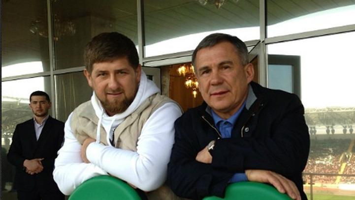 Кадыров и Минниханов попали в тройку лидеров рейтинга лучших лоббистов