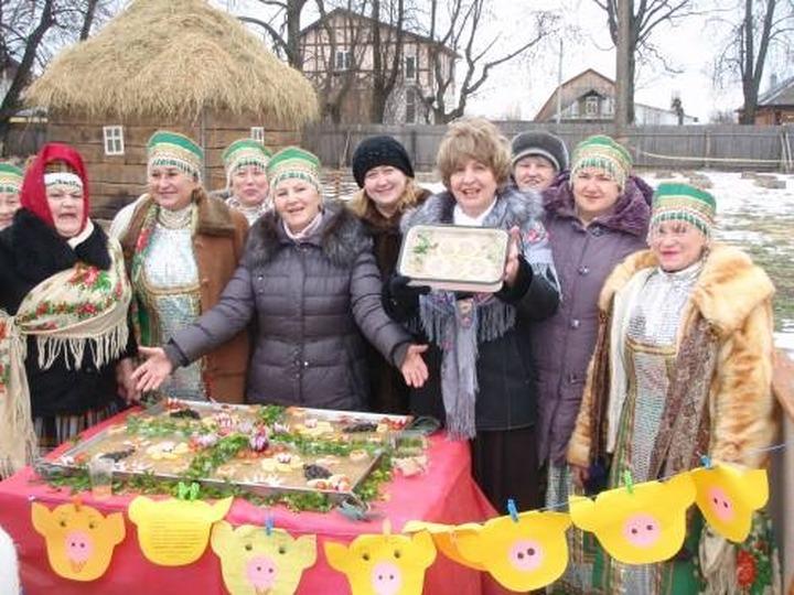 В Подмосковье провели фестиваль холодца
