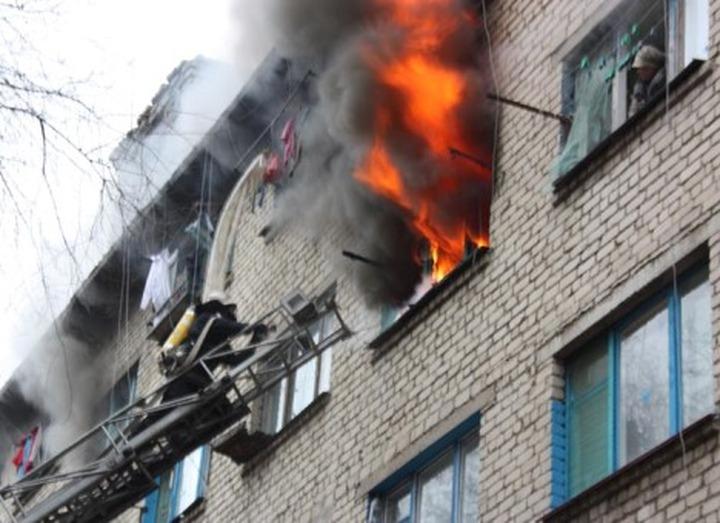 При пожаре в подвале общежития Москвы пострадали 11 мигрантов