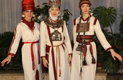 Традиционную русскую одежду представят на конкурсе этнокостюмов в Марий Эл