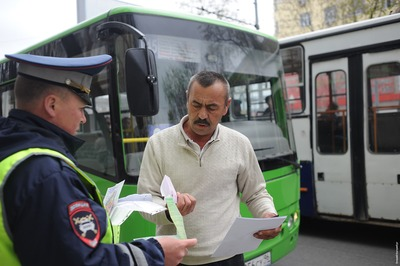 В России намерены сократить количество мигрантов-водителей