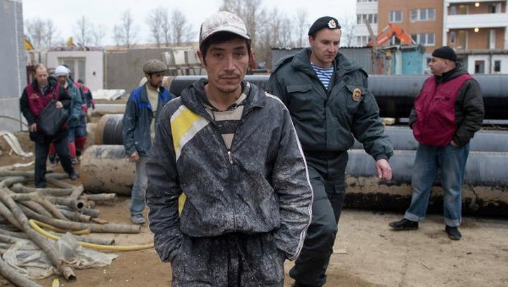Штрафы за нелегальную миграцию в Московской и Ленинградской областях вырастут до 7 тысяч рублей