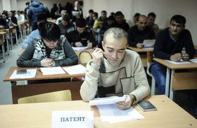 Из-за введения экзаменов для мигрантов количество центров тестирования увеличилось до 400