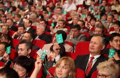 В Уфе выбрали нового председатели Всемирного курултая башкир