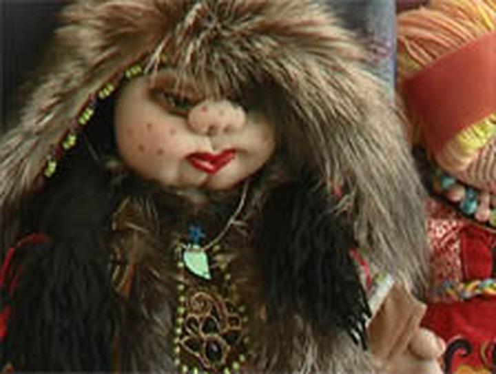 """Конкурс """"Кукла в национальном костюме"""" провели в Чите"""