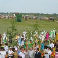 Ысыах - якутский новый год!