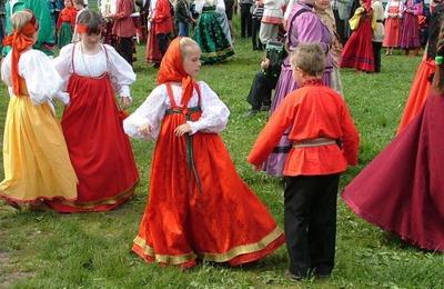 Фестиваль аутентичного фольклора завершился в Краснознаменске
