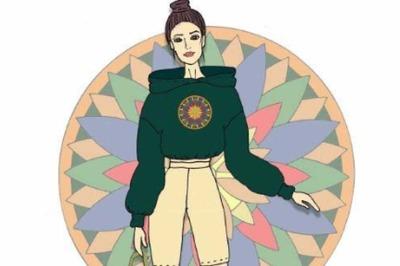 Будущие дизайнеры Хакасии представили коллекцию одежды с этническими принтами