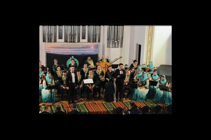 Лучших исполнителей музыки на башкирских народных инструментах назвали в Башкортостане