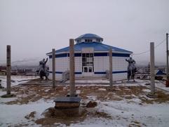 Первый в России шаманский храм откроется в Бурятии